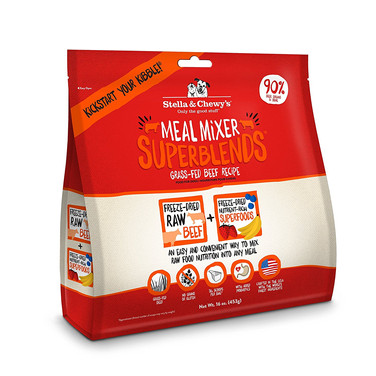 Dried Meal Mixer Super Blends