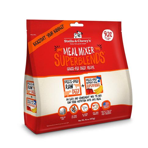 Dried Meal Mixer Super Blends