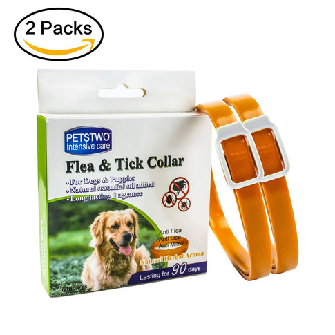 Flea & Tick collar for dogs and cats