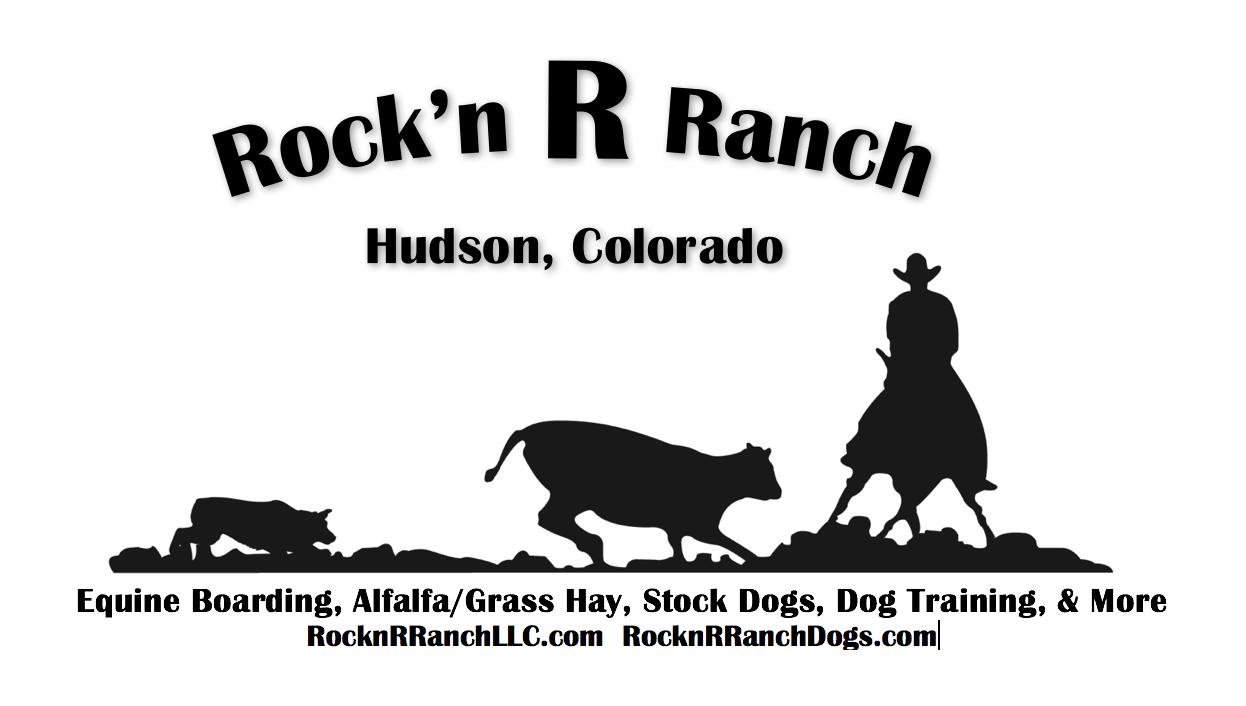 Rock'n R Ranch Horse Boarding, Dog Training, Dog Boaring