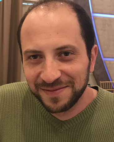 Sarkis Semerjyan - Co-Founder
