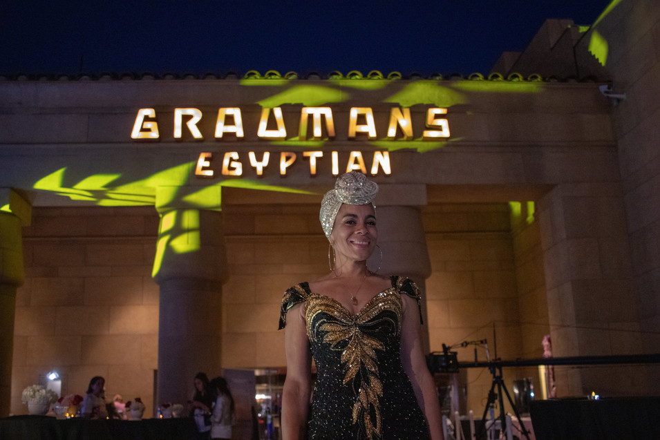 Egyptian Theater Omni 2019