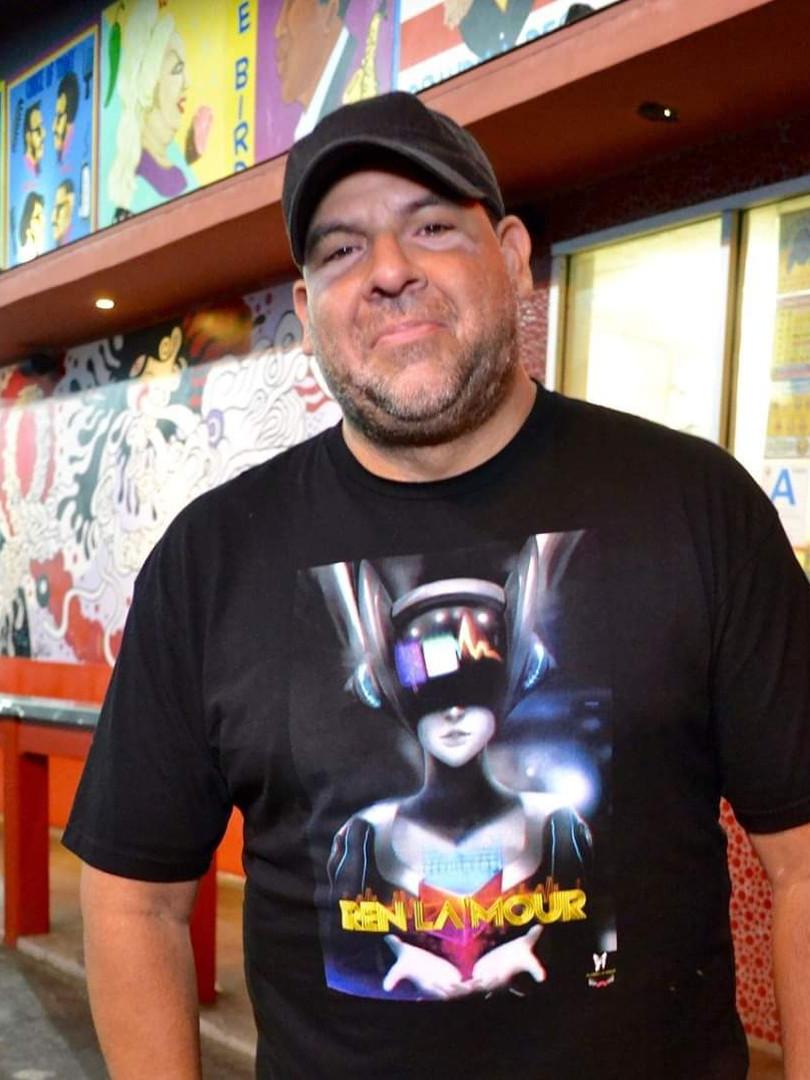 Anthony Vega - Event Coordinator