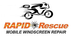 Canvas Copywriting client - Rapid Rescue Mobile Windscreen Repair logo