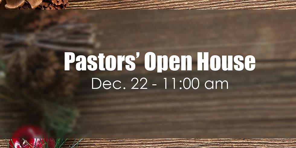 Pastors' Open House