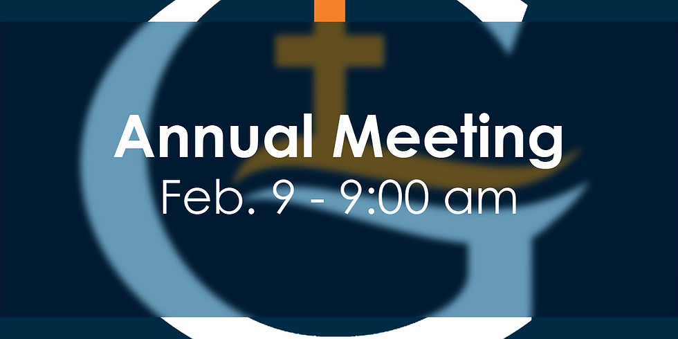 Grace Annual Meeting