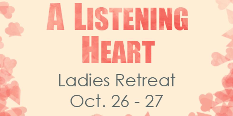 Ladies Retreat