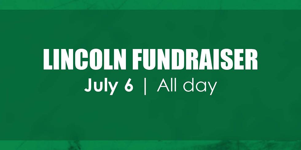 Lincoln Fundraiser