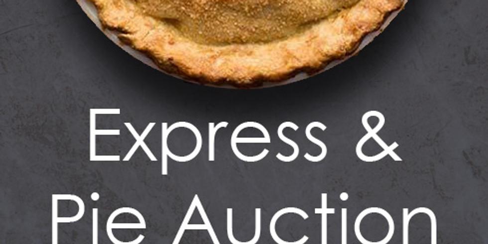 Shine Express & Pie Auction