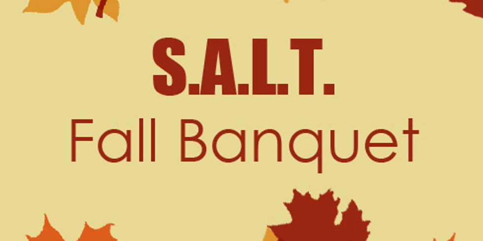 S.A.L.T. Fall Banquet