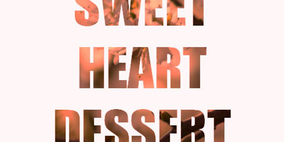 Sweet Heart Dessert