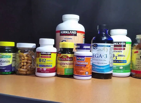 Useful Guide to Buying Nutritional Supplements
