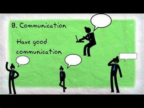 Good communication is key to personal and professional success.