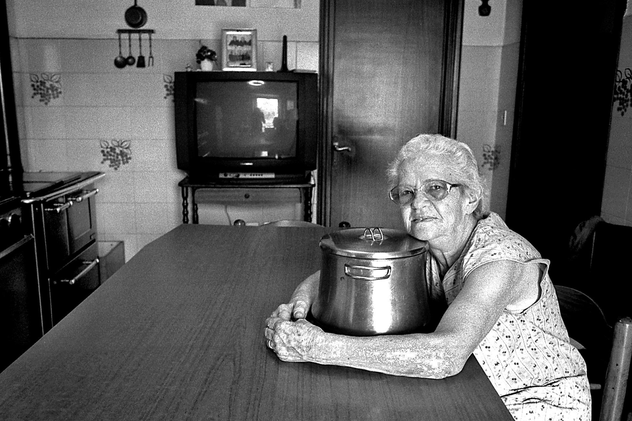 Rosina Prando casalinga