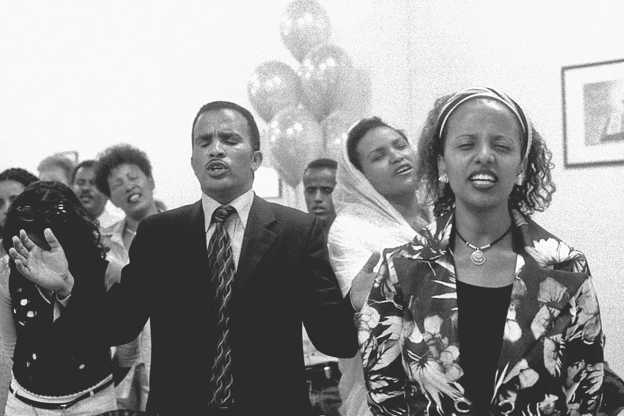 Matrimonio Eritreo a Scandicci