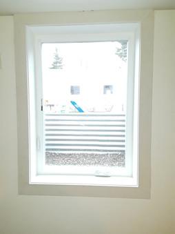 New casement window in Shoreline