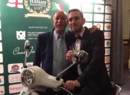 The father and son duo that has taken St.Ives by Storm. A real Italian spirit ❤️🇮🇹