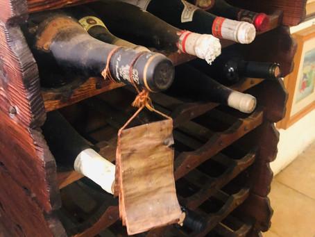 Why I have a love for Wine....(Merinda Di Rita)