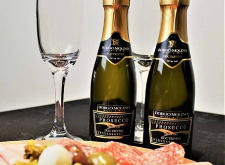 Prosecco & Platters - perfect for Bank Holiday Friday