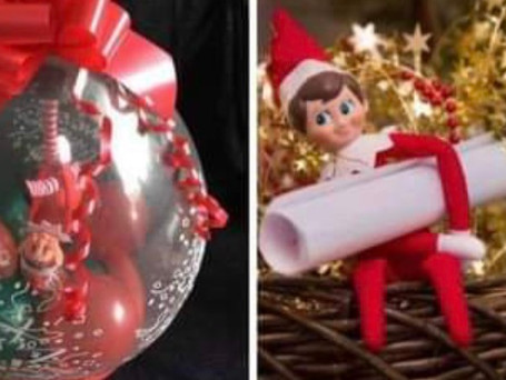 Elf on the Shelf Afternoon Tea - delivery or collection