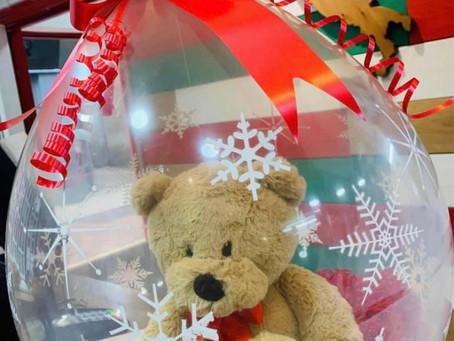 Christmas Eve Boxes & Bedtime Bears 🎄❤️🌟