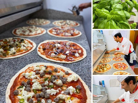 A real Italian Pizza - the brand new pizza experience in St.Ives