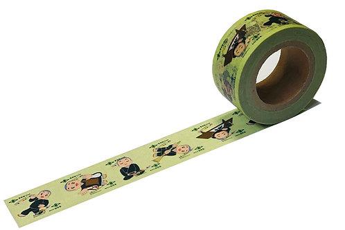 Seppou-kun washi masking tape