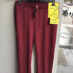 Pantalones Supertallas