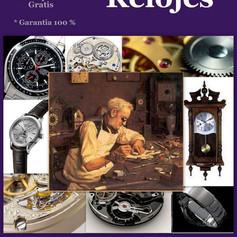 Reparación relojería multi-marca