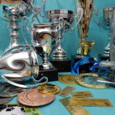 Trofeos y Medallas