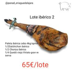 LOTE IBÉRICO 2