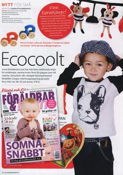 Featured in Föräldrar&Barn