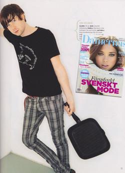 Timo Räisänen featured in Damernas