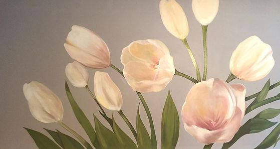 Tulips _ Mural