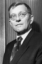 Composer Dmitri Shostakovich | Credit: INTERFOTO / Alamy
