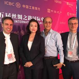 Silk Road International Film Festival - Xi'An, China