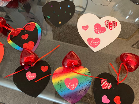 Thank you to all of our Valentine Makers!