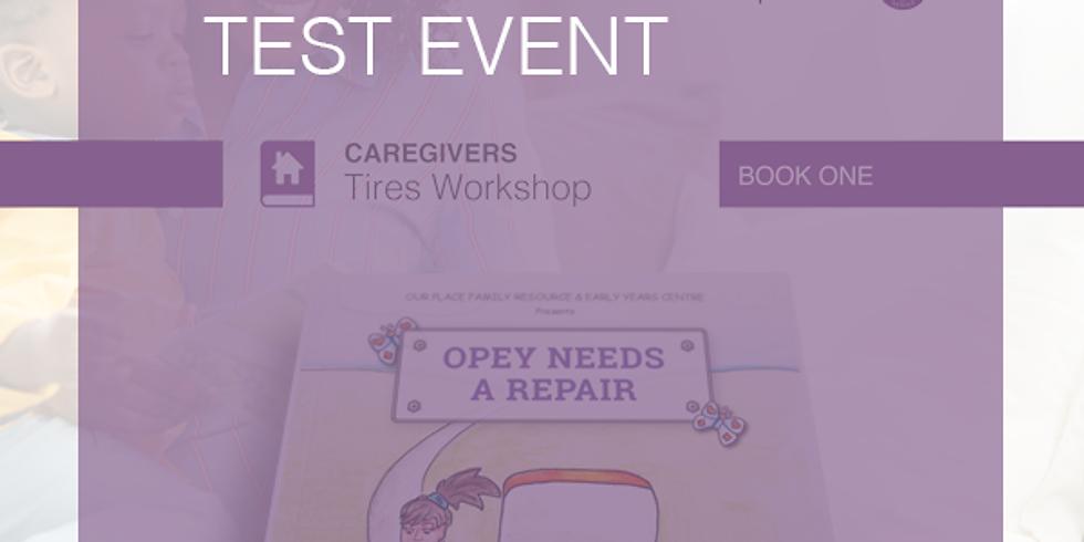 TEST3 Workshop | Caregivers