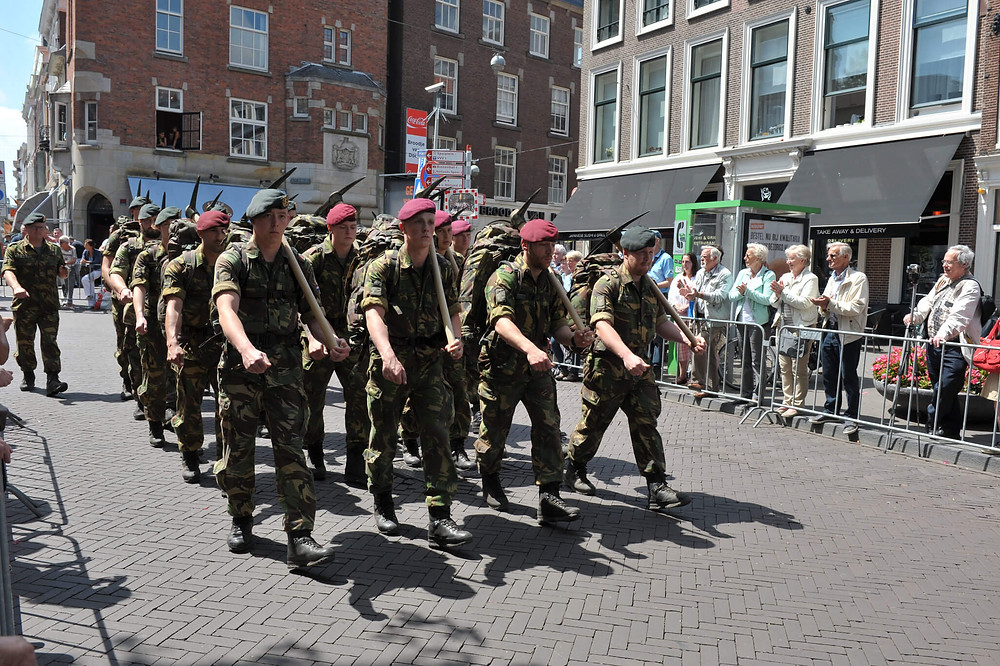 Veterans Day in the Netherlands