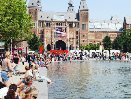 Top 10 Reasons To Visit Amsterdam In The Summer!