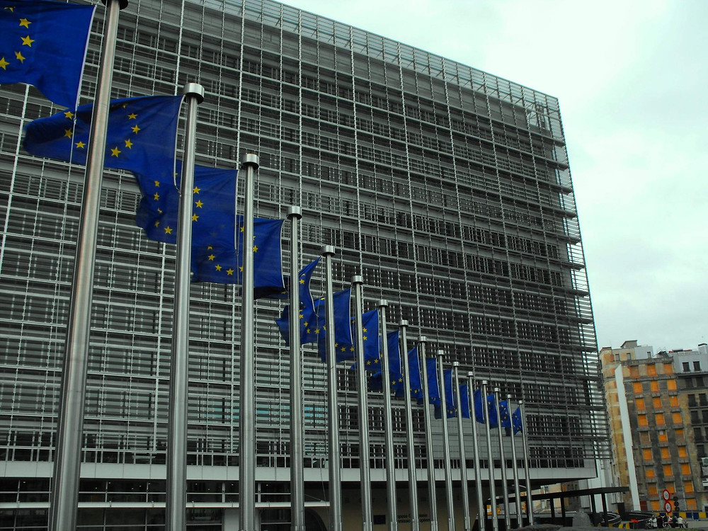 European Union Headquarters in Brussels