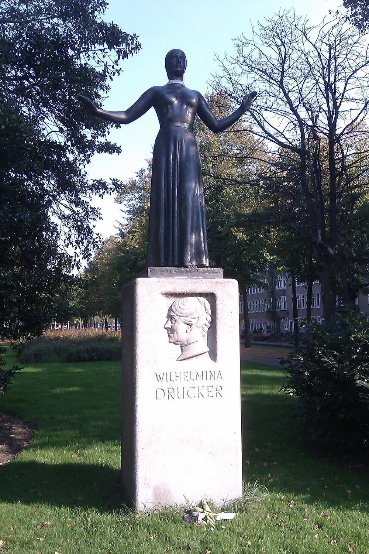 Wilhelmina Drucker