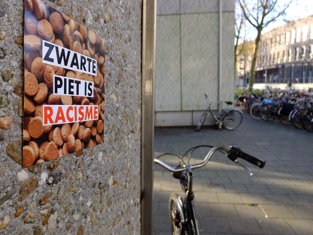 Anti-Zwarte Piet Activism