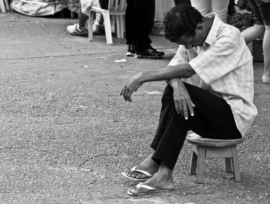 Depression in Nigerian men - Beejonson