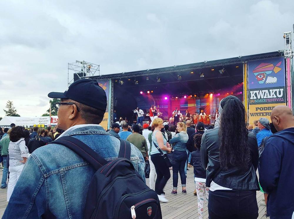 Kwaku Summer Festival Amsterdam