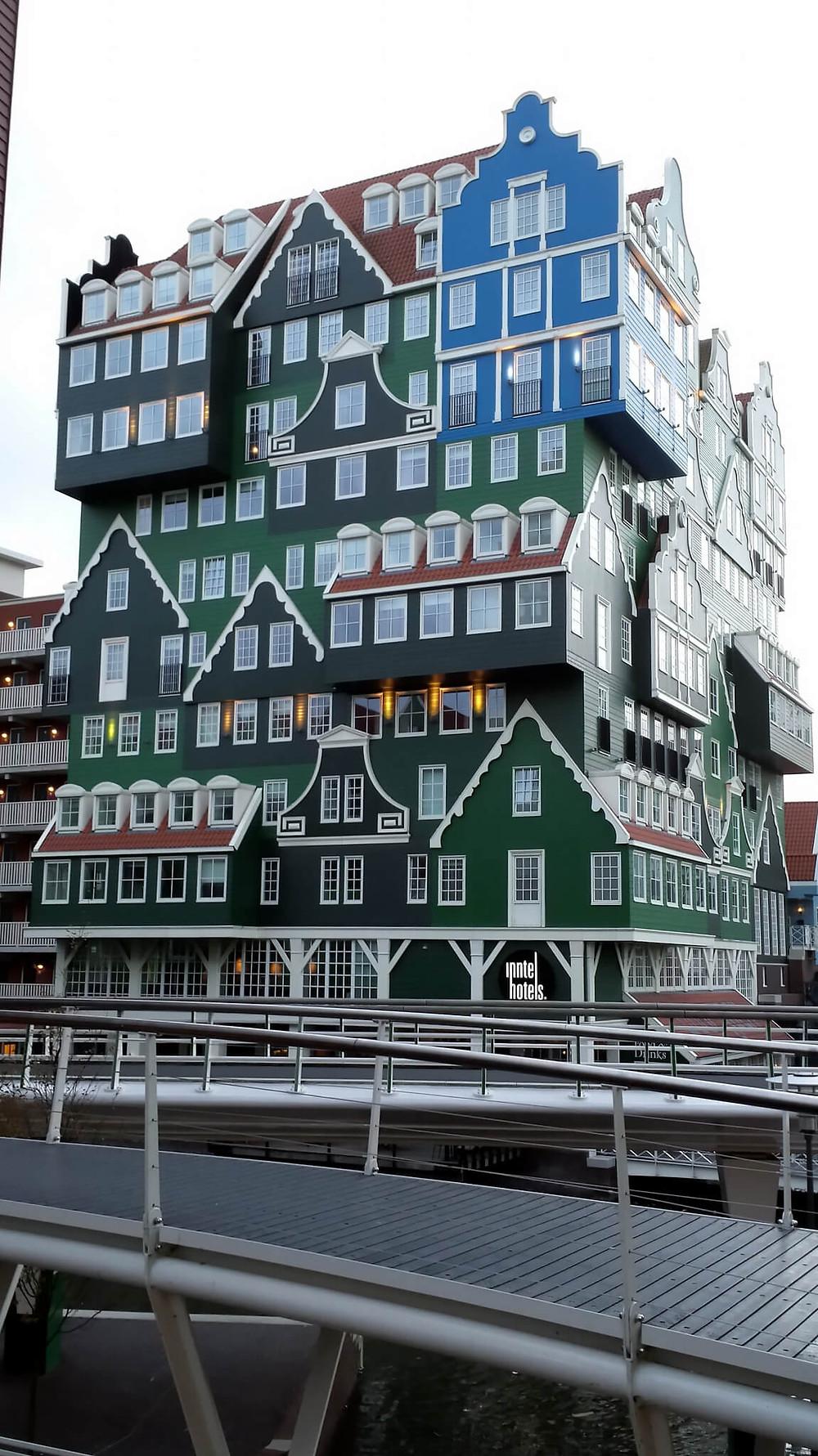 Inntel Hotels Zaandam - Beejonson