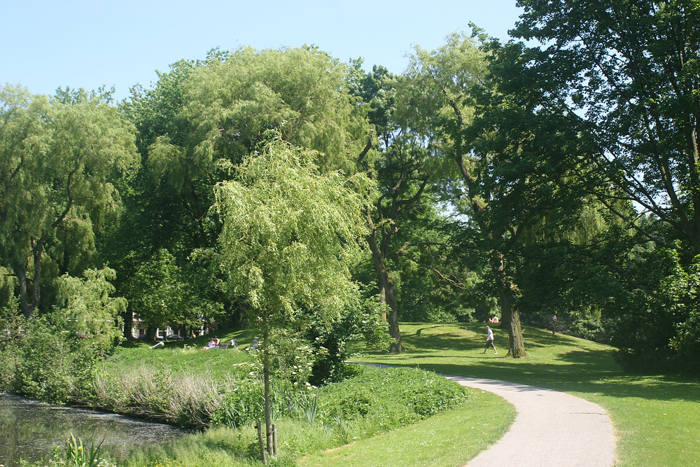 Rembrandtpark Amsterdam