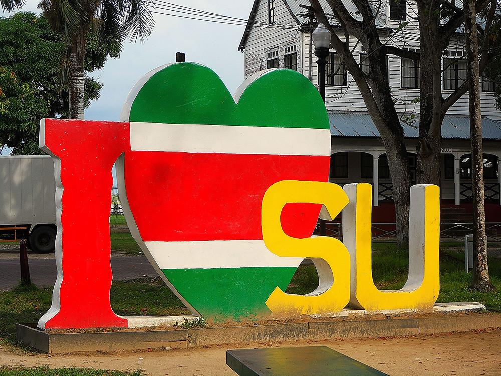 History of Suriname - Beejonson