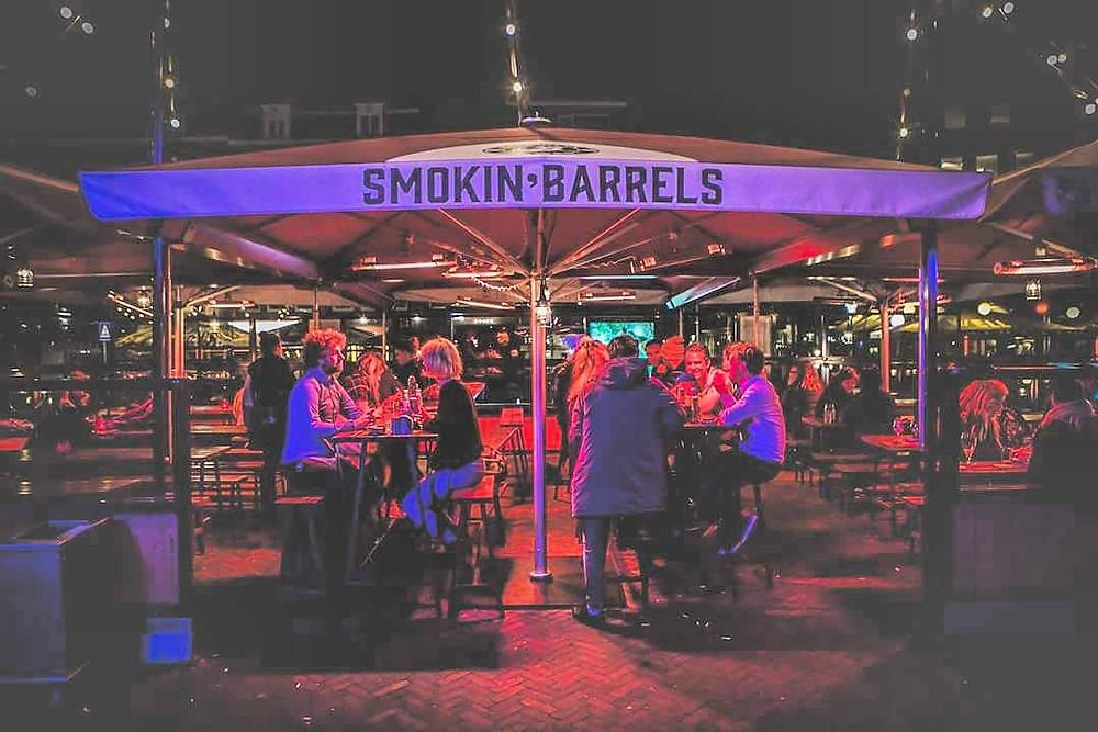 Smokin' Barrels Amsterdam