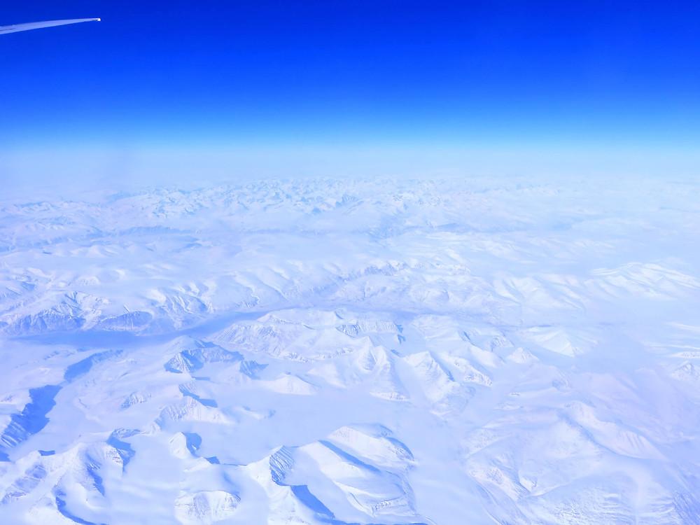 Greenland, North Pole - North West Canada